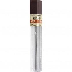 Leads Pentel Hi-Polymer Super 0.3mm