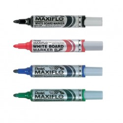 Whiteboard marker Maxiflo with pumping system Pentel MWL5M